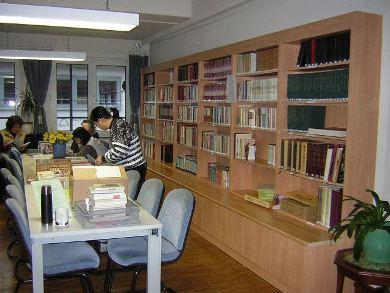 bibliothek bücher finden
